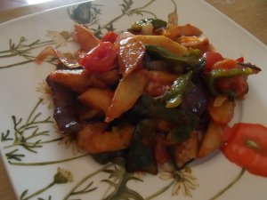 Caponata messinese